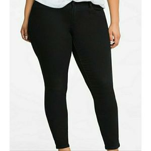 Ashley Stewart Tall Fit Skinny Jeans